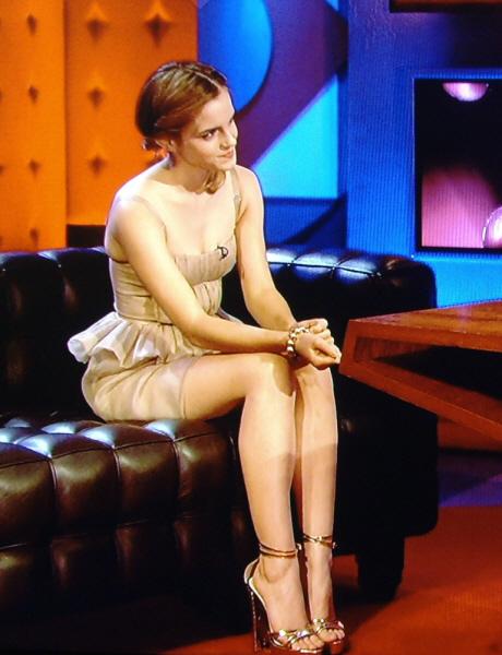 Emma Watson on J Ross Show