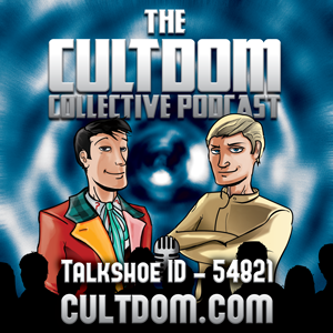 New Cultdom Podcast Badge